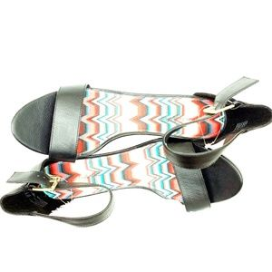 American Eagle Outfitters Shoes - American Eagle Outfitters Black Sandals Size 13